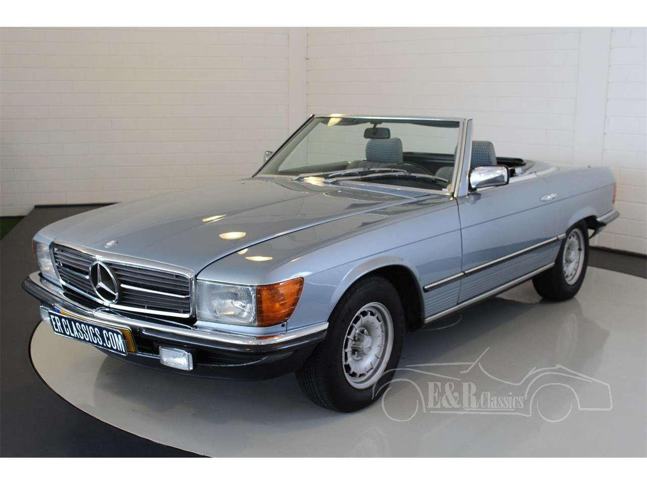 Large Picture of 1983 280SL located in noord brabant Offered by E & R Classics - QEBS