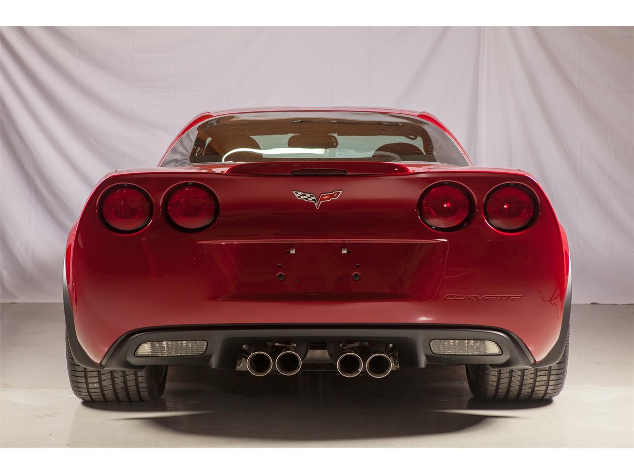 Large Picture of '08 Corvette Z06 - QEBU