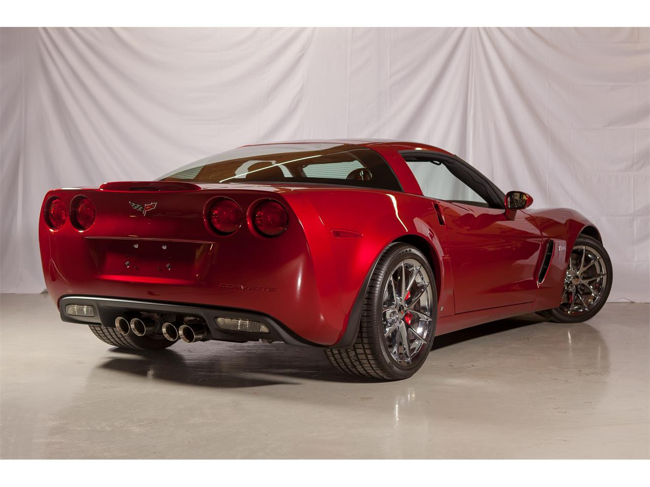 Large Picture of '08 Corvette Z06 located in Auburn Hills Michigan - $41,900.00 Offered by Nostalgic Motoring Ltd. - QEBU