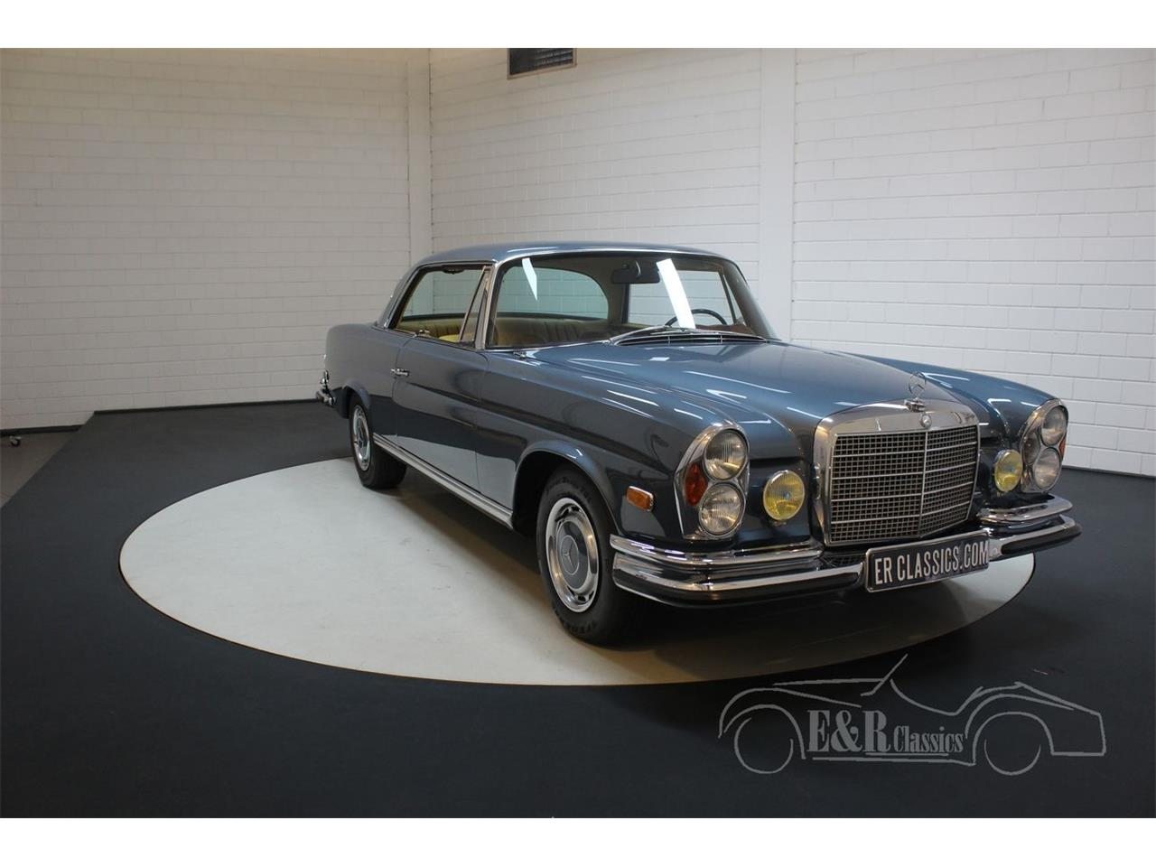 Large Picture of 1971 Mercedes-Benz 280SE located in Noord-Brabant - QEBY