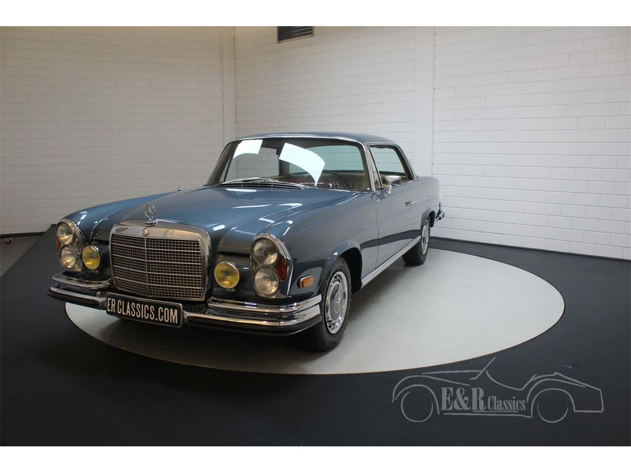 Large Picture of '71 Mercedes-Benz 280SE Offered by E & R Classics - QEBY