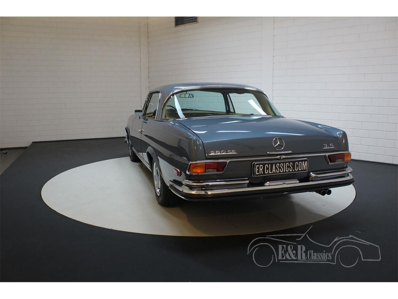 Large Picture of 1971 Mercedes-Benz 280SE located in Waalwijk Noord-Brabant - QEBY