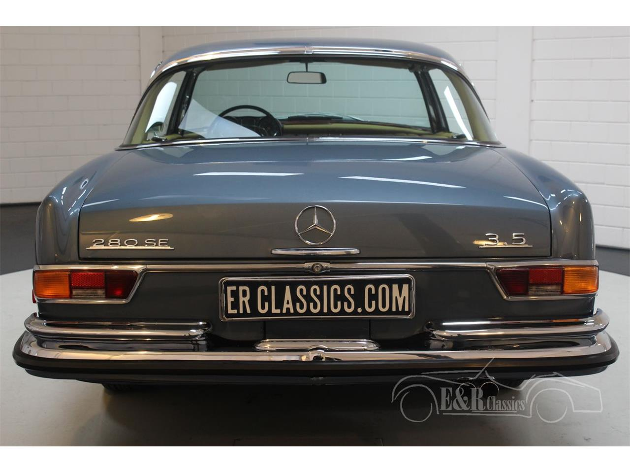 Large Picture of 1971 Mercedes-Benz 280SE Offered by E & R Classics - QEBY