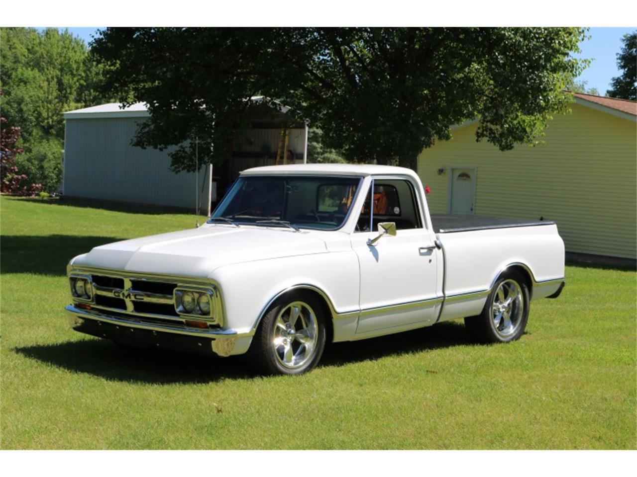 Large Picture of 1967 1/2 Ton Pickup - $34,900.00 Offered by Sleeman's Classic Cars - QEC2