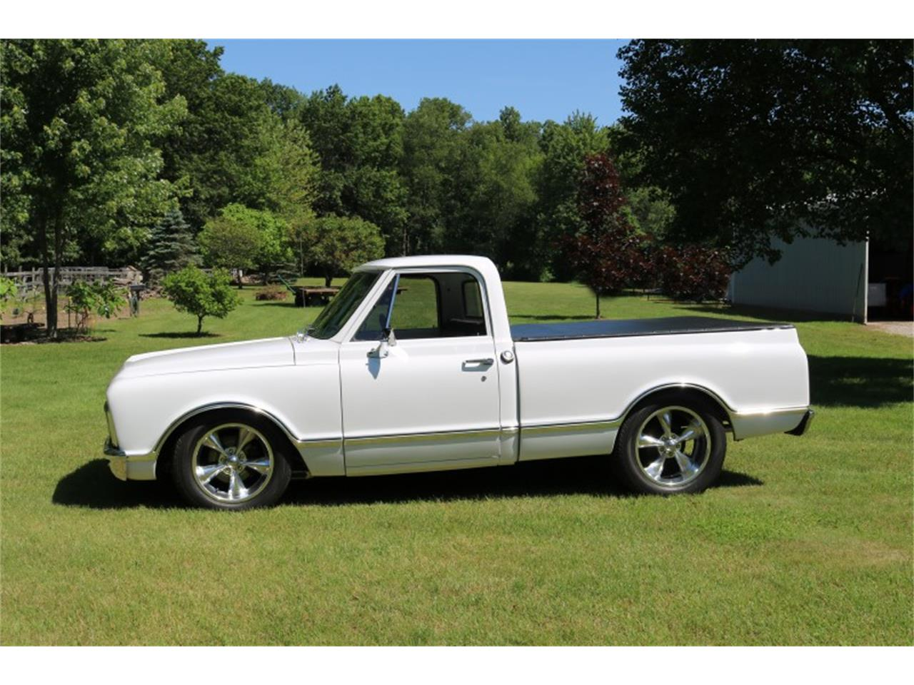 Large Picture of Classic 1967 1/2 Ton Pickup - $34,900.00 - QEC2