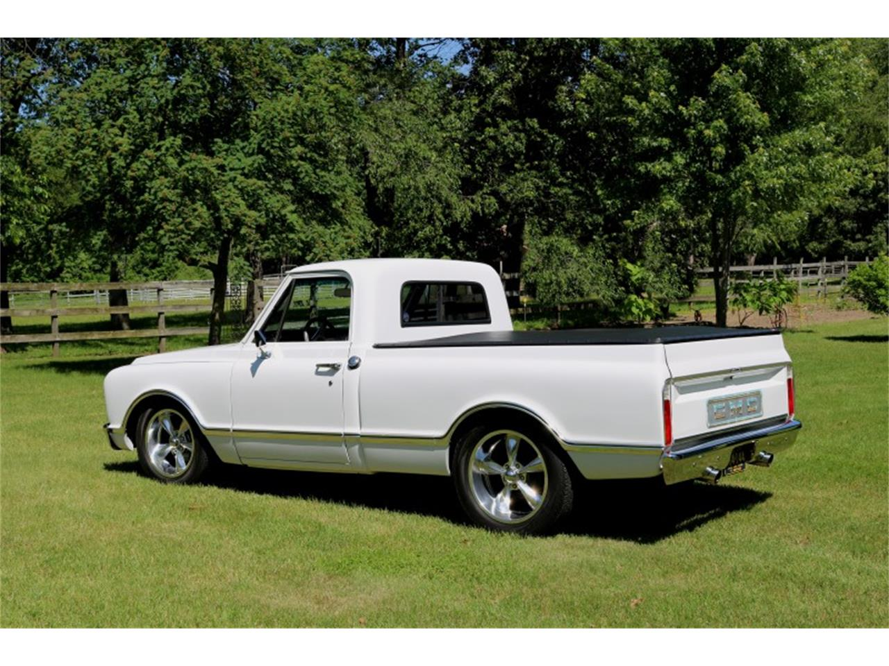 Large Picture of Classic 1967 1/2 Ton Pickup - QEC2