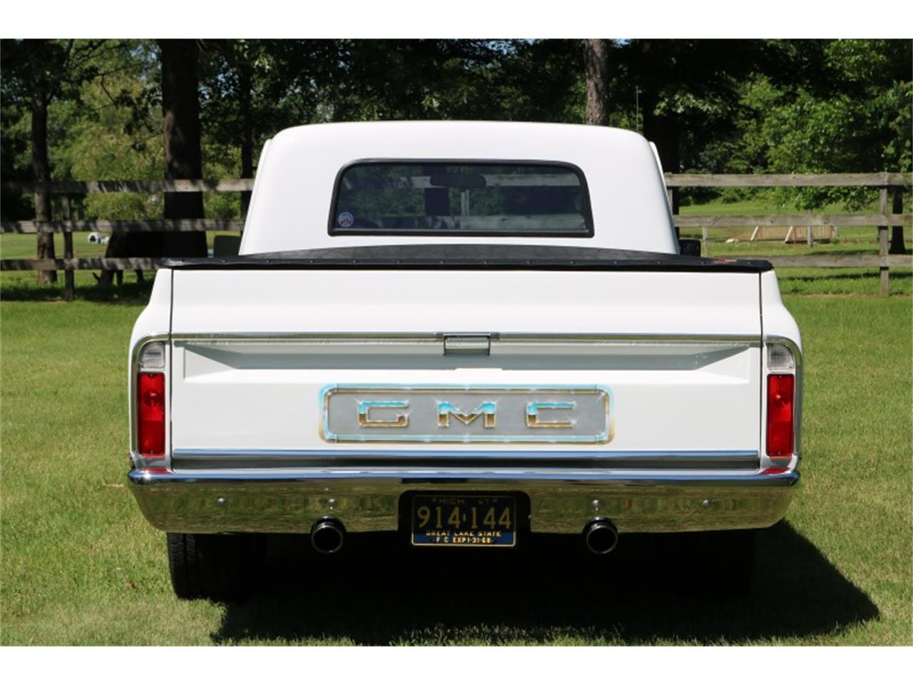 Large Picture of Classic 1967 GMC 1/2 Ton Pickup - $34,900.00 - QEC2