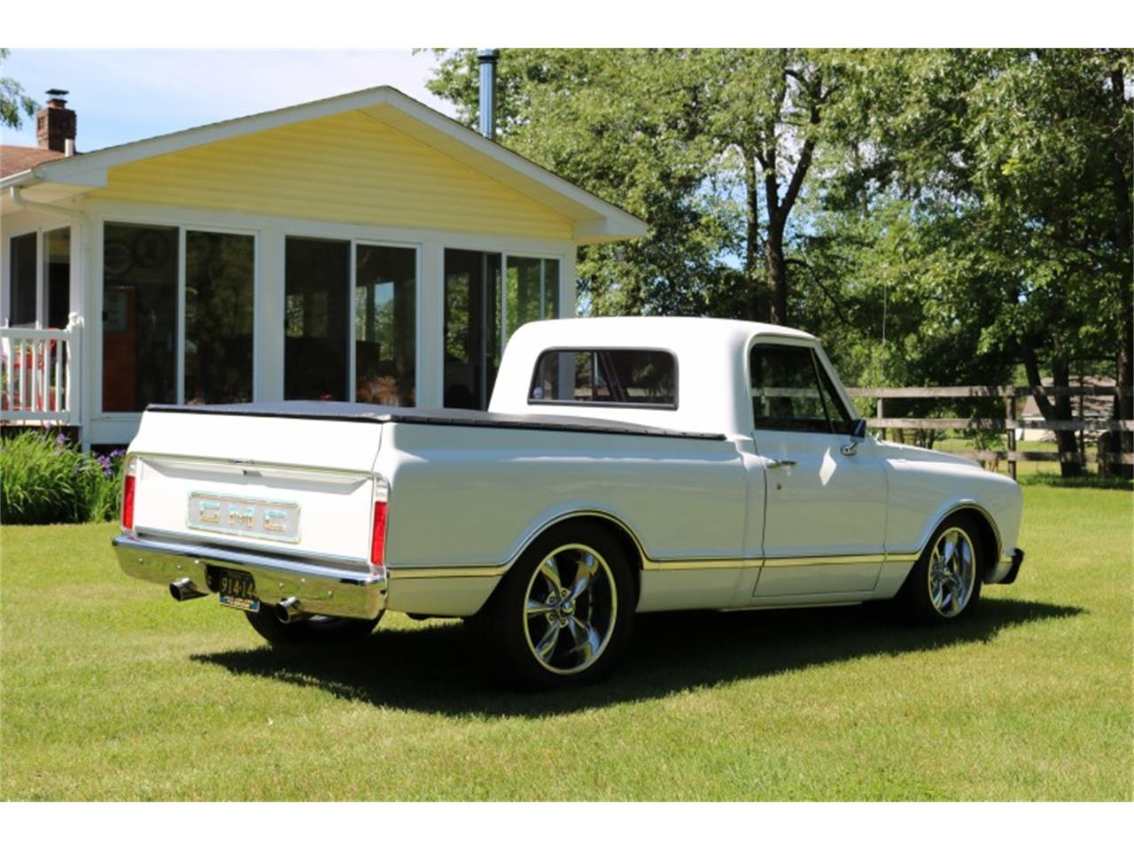 Large Picture of '67 1/2 Ton Pickup located in Ortonville Michigan - $34,900.00 Offered by Sleeman's Classic Cars - QEC2