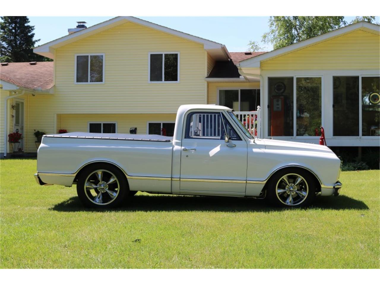 Large Picture of Classic '67 GMC 1/2 Ton Pickup located in Michigan Offered by Sleeman's Classic Cars - QEC2