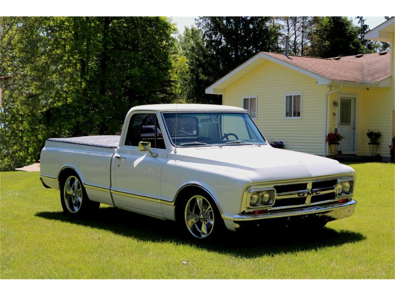 Large Picture of Classic 1967 1/2 Ton Pickup located in Michigan - $34,900.00 - QEC2
