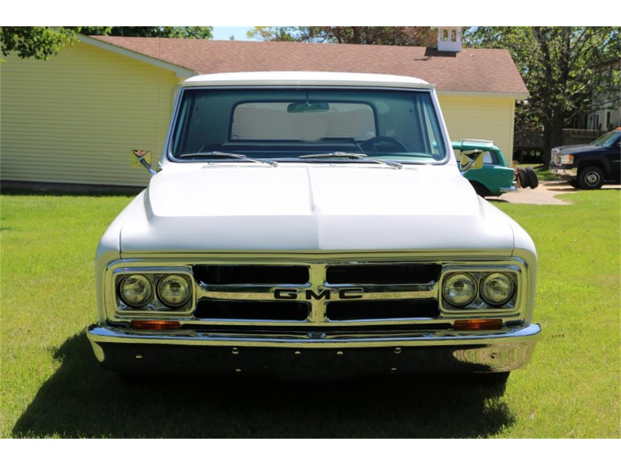 Large Picture of Classic '67 1/2 Ton Pickup - QEC2