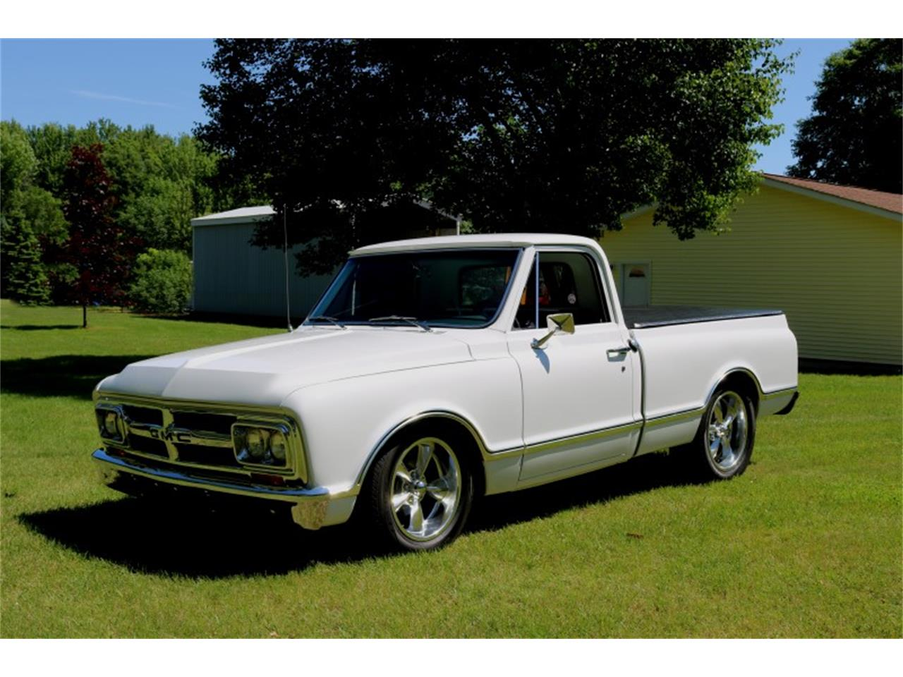 Large Picture of '67 GMC 1/2 Ton Pickup - $34,900.00 Offered by Sleeman's Classic Cars - QEC2
