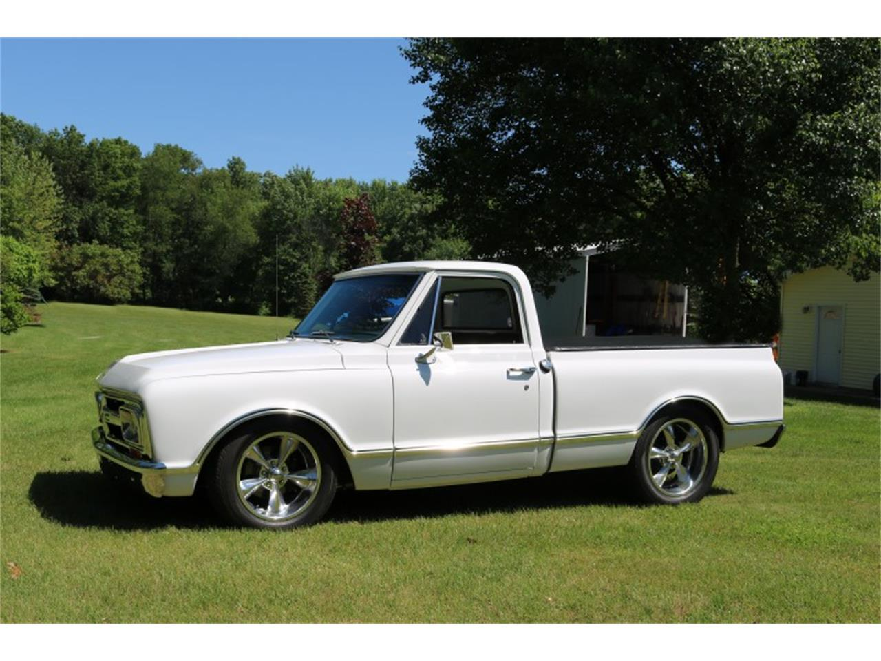 Large Picture of 1967 1/2 Ton Pickup - QEC2