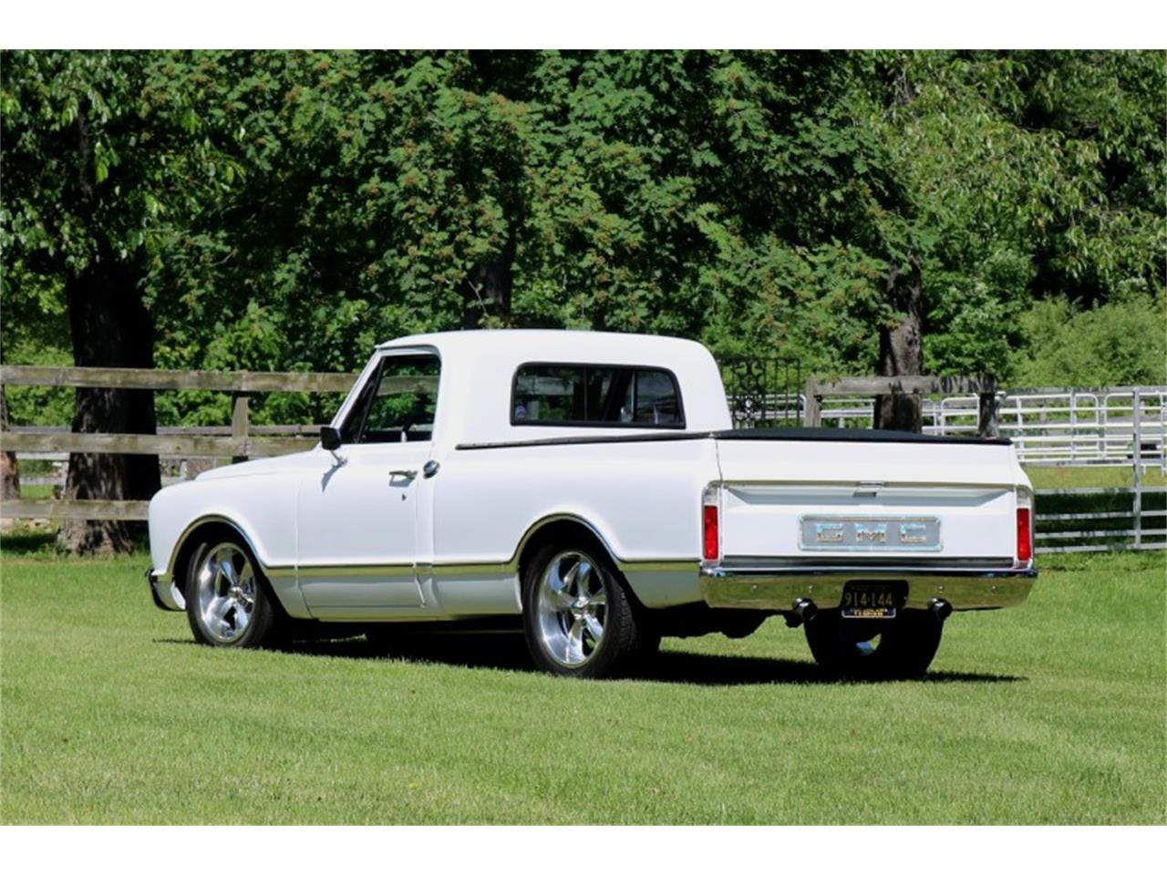 Large Picture of '67 1/2 Ton Pickup located in Michigan - $34,900.00 - QEC2