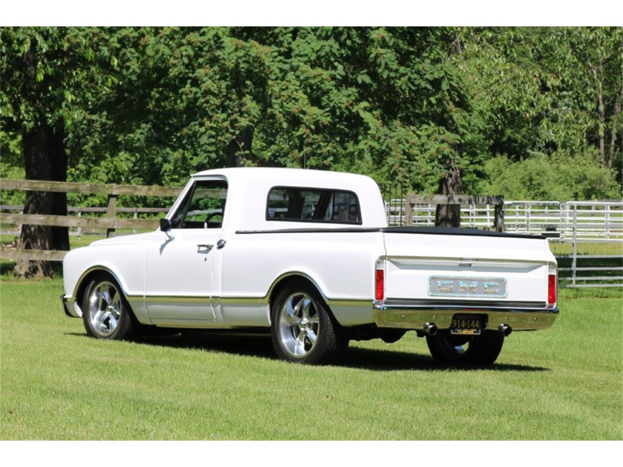 Large Picture of Classic '67 GMC 1/2 Ton Pickup located in Michigan - $34,900.00 Offered by Sleeman's Classic Cars - QEC2