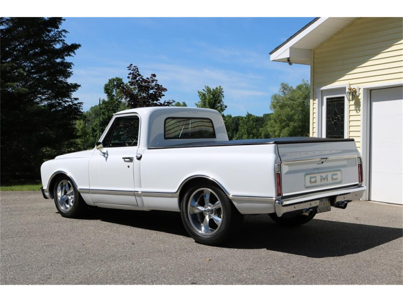 Large Picture of 1967 1/2 Ton Pickup located in Michigan Offered by Sleeman's Classic Cars - QEC2