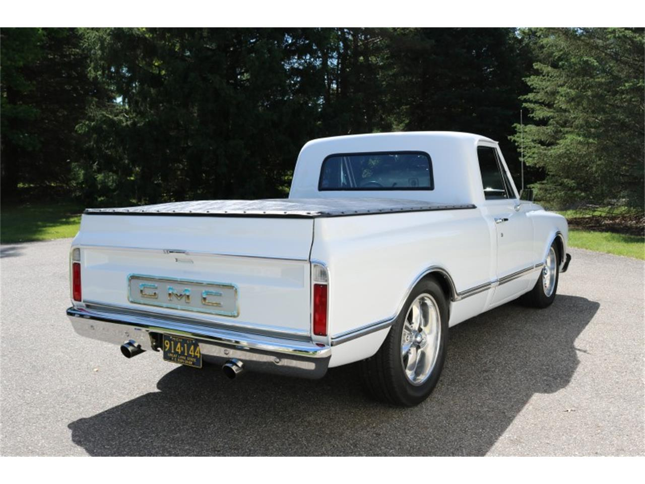 Large Picture of '67 1/2 Ton Pickup - QEC2