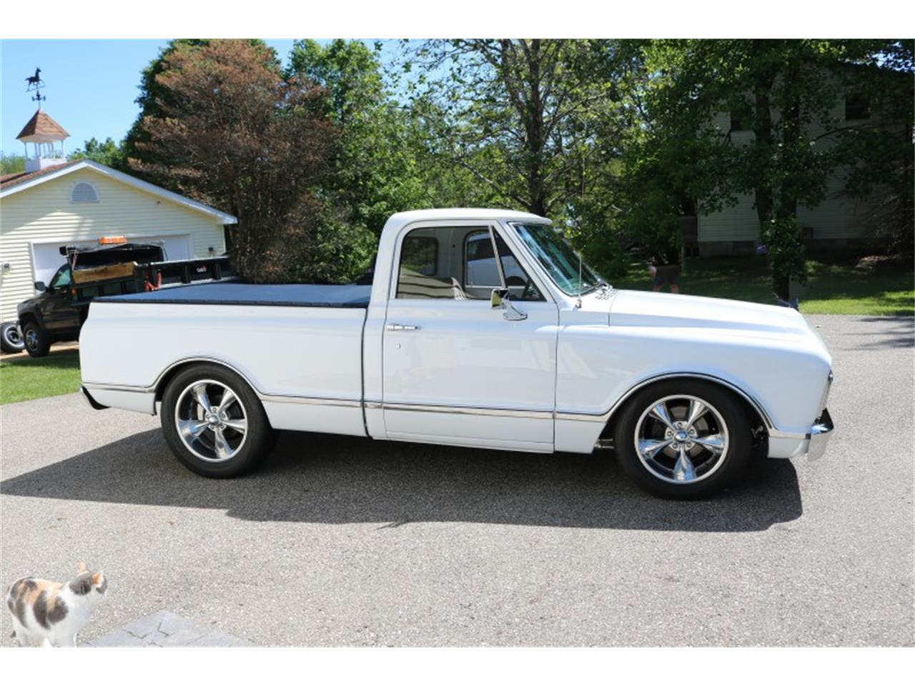 Large Picture of 1967 1/2 Ton Pickup located in Ortonville Michigan Offered by Sleeman's Classic Cars - QEC2
