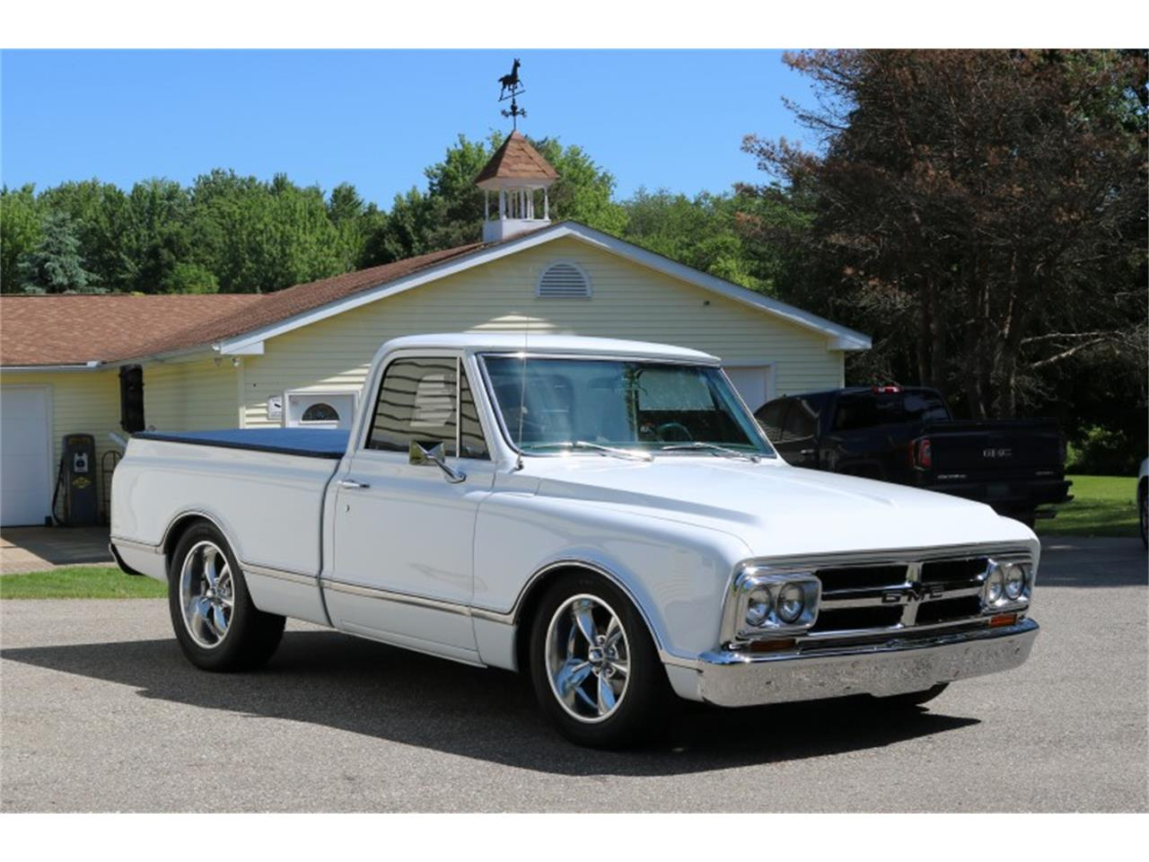 Large Picture of Classic '67 1/2 Ton Pickup - $34,900.00 Offered by Sleeman's Classic Cars - QEC2