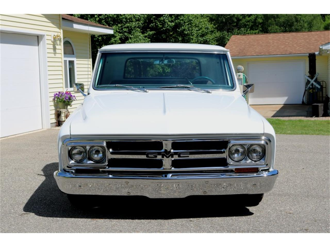 Large Picture of 1967 GMC 1/2 Ton Pickup located in Ortonville Michigan - $34,900.00 - QEC2