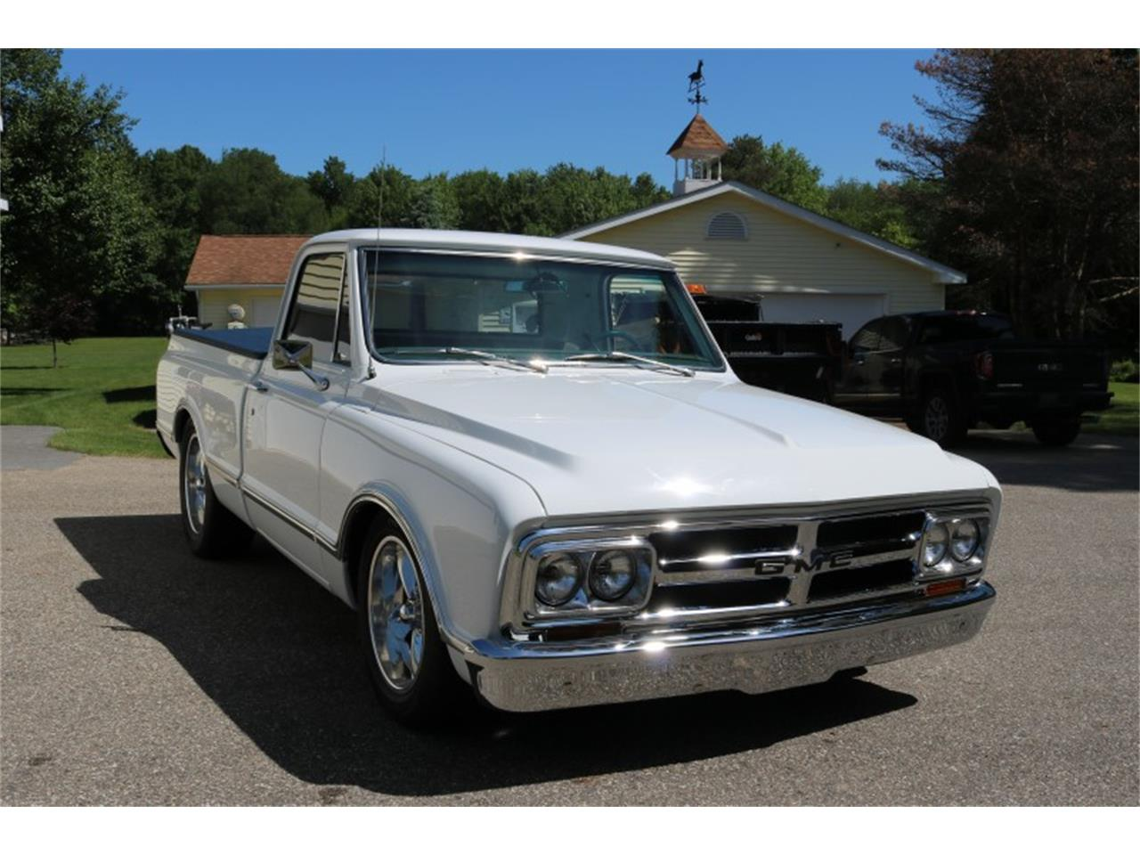 Large Picture of Classic 1967 GMC 1/2 Ton Pickup - QEC2