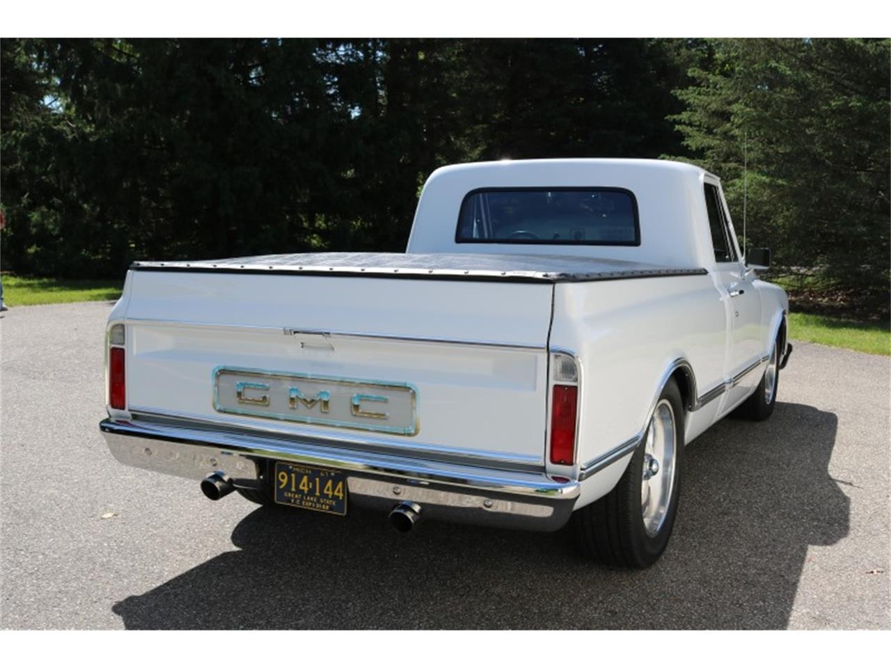 Large Picture of Classic 1967 GMC 1/2 Ton Pickup located in Ortonville Michigan - $34,900.00 Offered by Sleeman's Classic Cars - QEC2