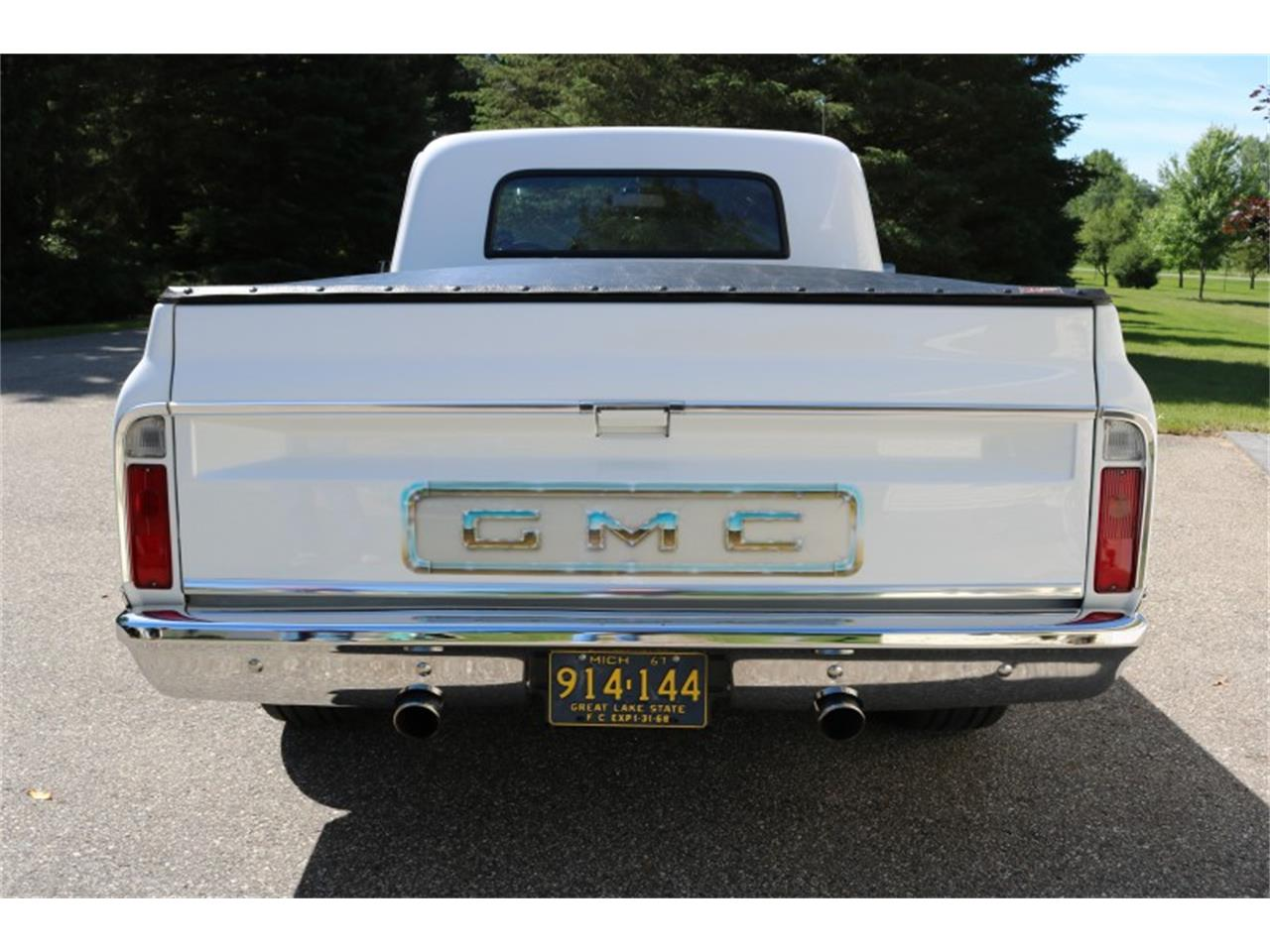 Large Picture of 1967 1/2 Ton Pickup located in Michigan - $34,900.00 Offered by Sleeman's Classic Cars - QEC2