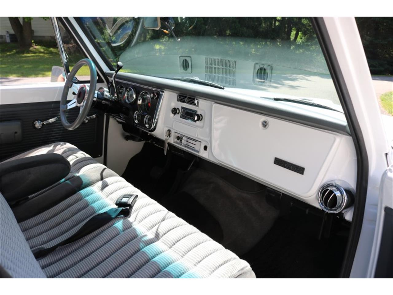 Large Picture of Classic '67 GMC 1/2 Ton Pickup Offered by Sleeman's Classic Cars - QEC2