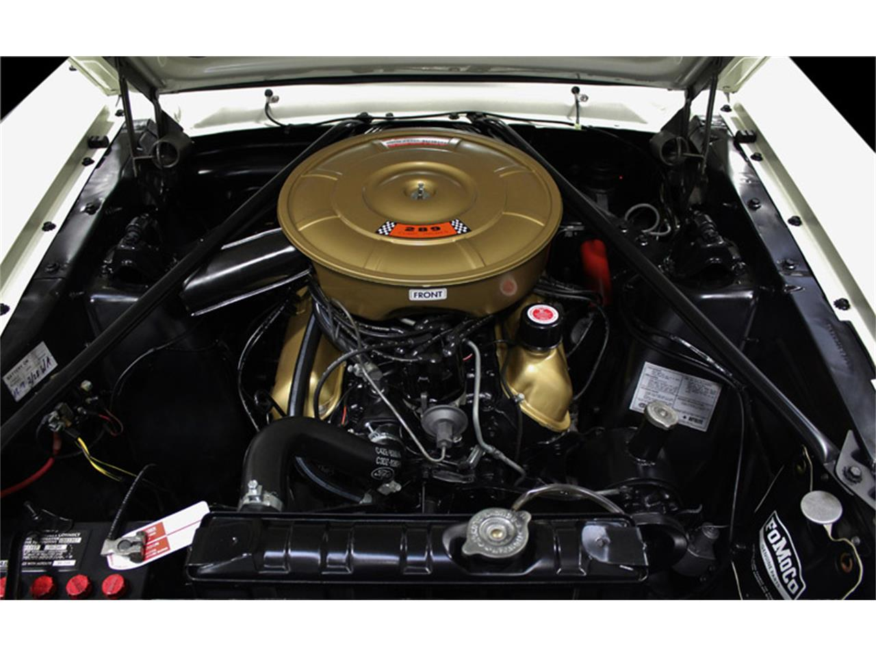 Large Picture of '65 Mustang - QEC4