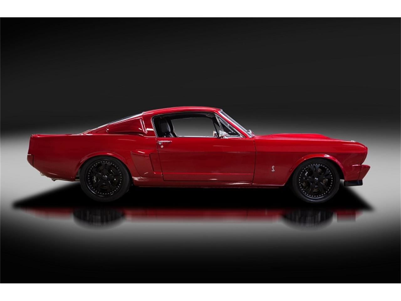 Large Picture of '65 Mustang - QEC6