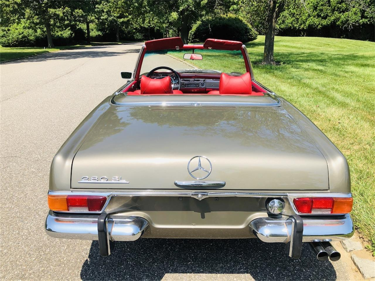 Large Picture of '71 280SL - QECA