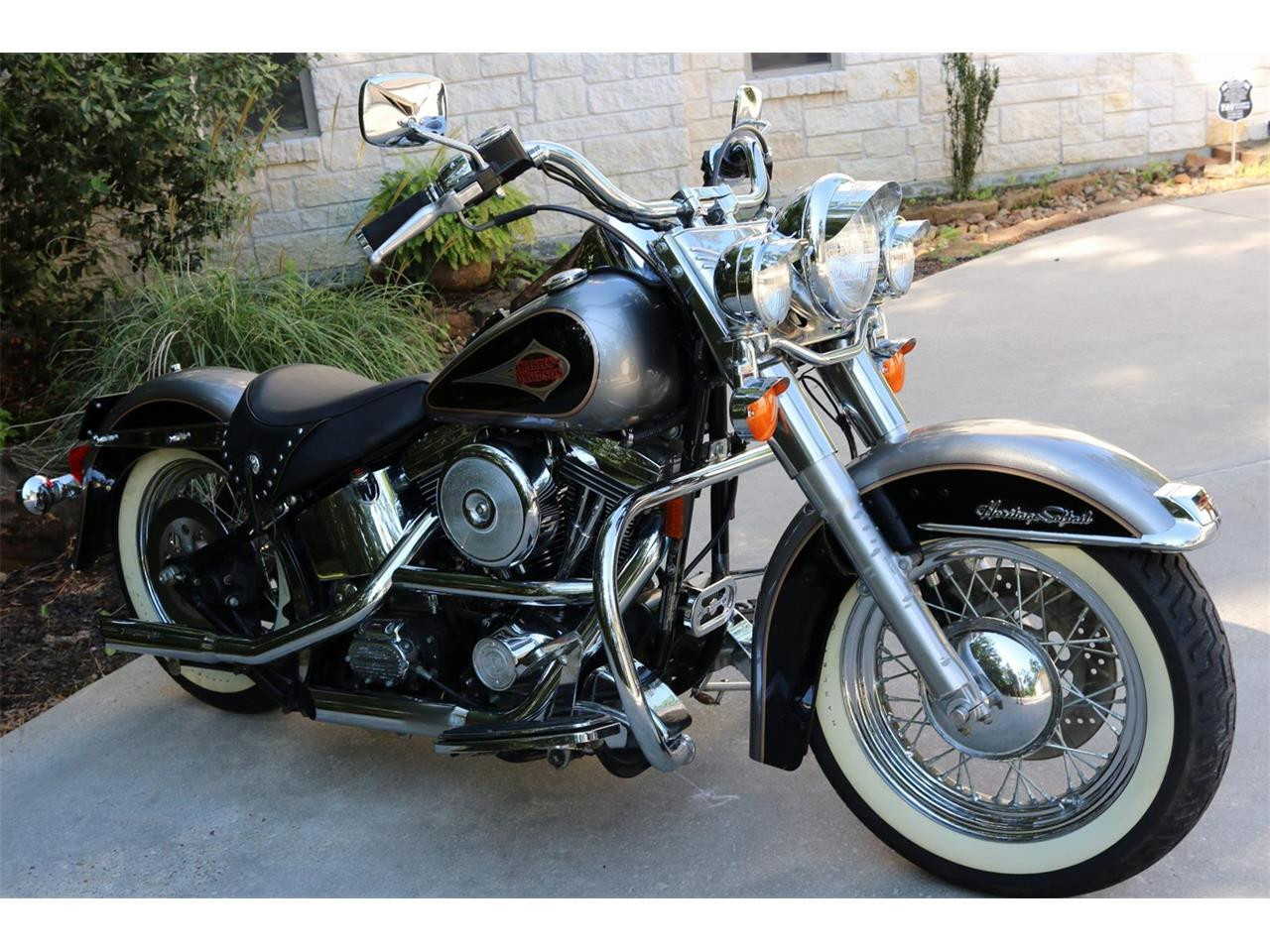 Large Picture of 1997 Harley-Davidson Heritage Offered by Texas Trucks and Classics - QEDD