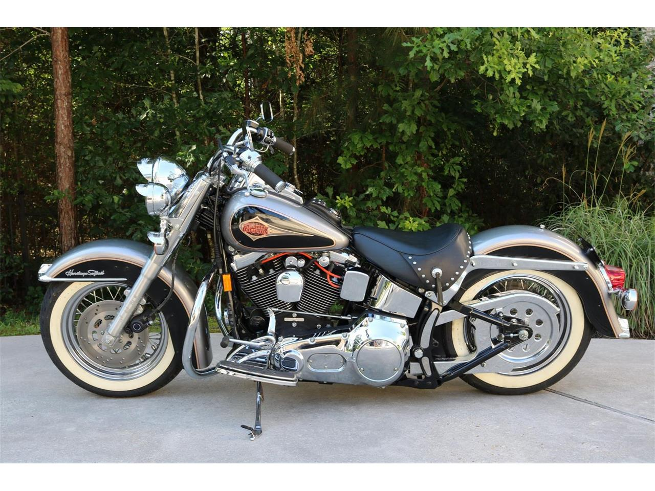 Large Picture of 1997 Harley-Davidson Heritage located in Conroe Texas - QEDD