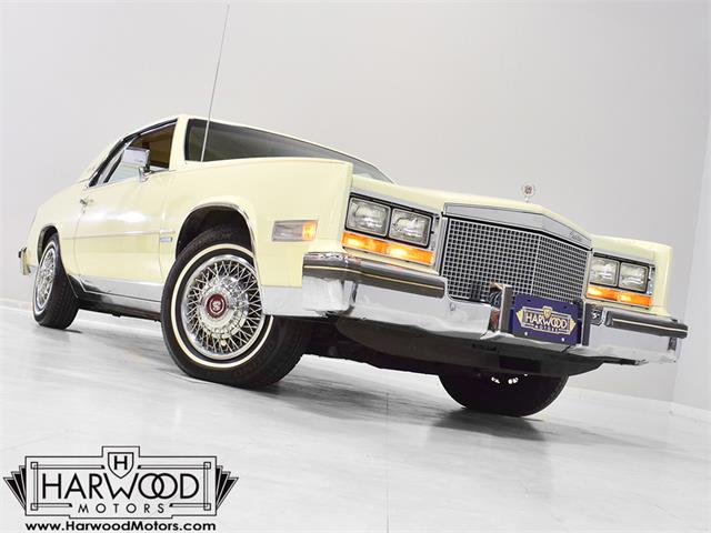 Picture of 1981 Cadillac Eldorado located in Macedonia Ohio - $13,900.00 - QEDV
