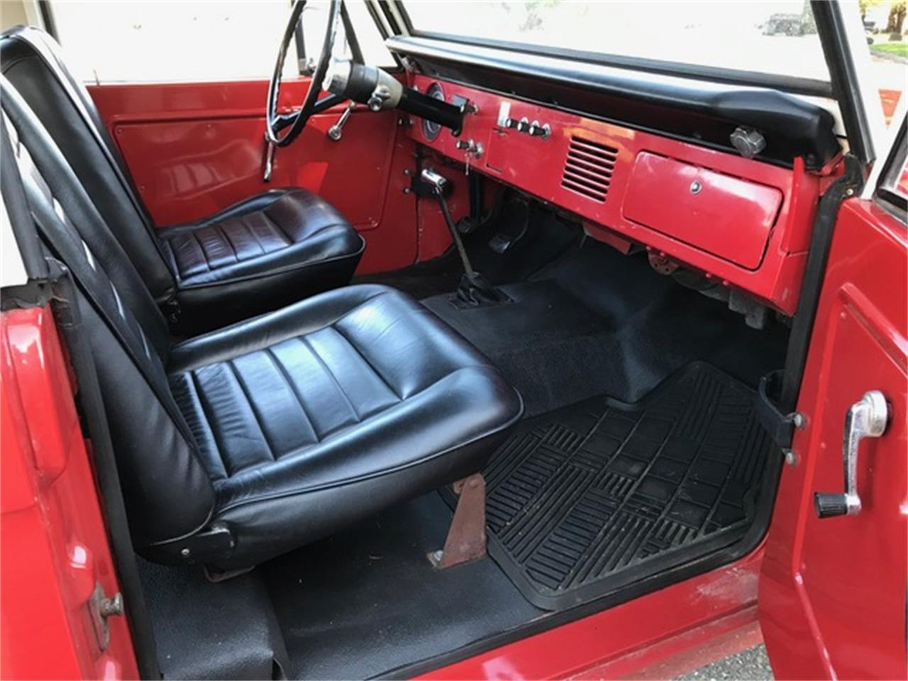 Large Picture of '66 Bronco - QEE7