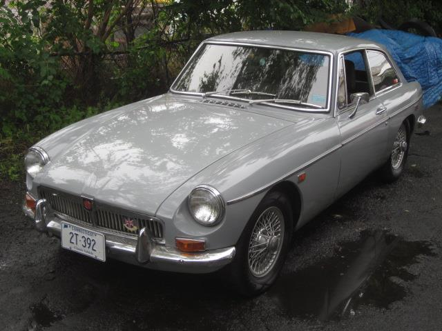 Picture of '69 MGB GT - QEEC