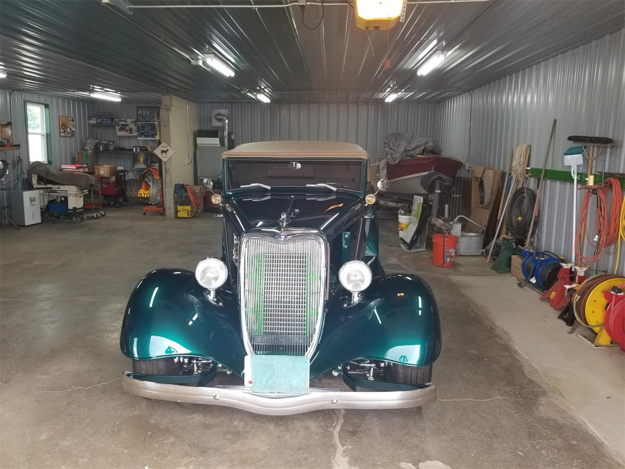 Large Picture of '34 Cabriolet - QEEF