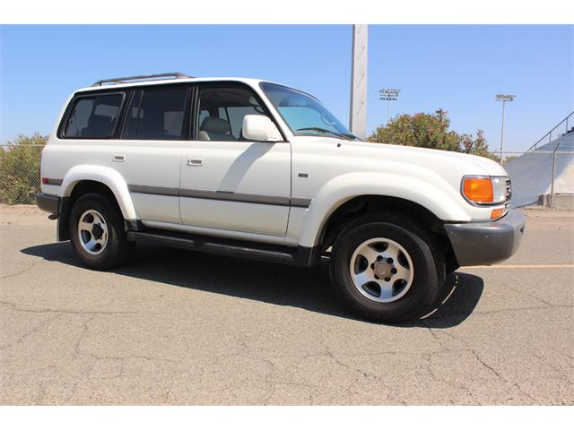 Picture of '97 Toyota Land Cruiser FJ located in California Auction Vehicle Offered by  - QD7G