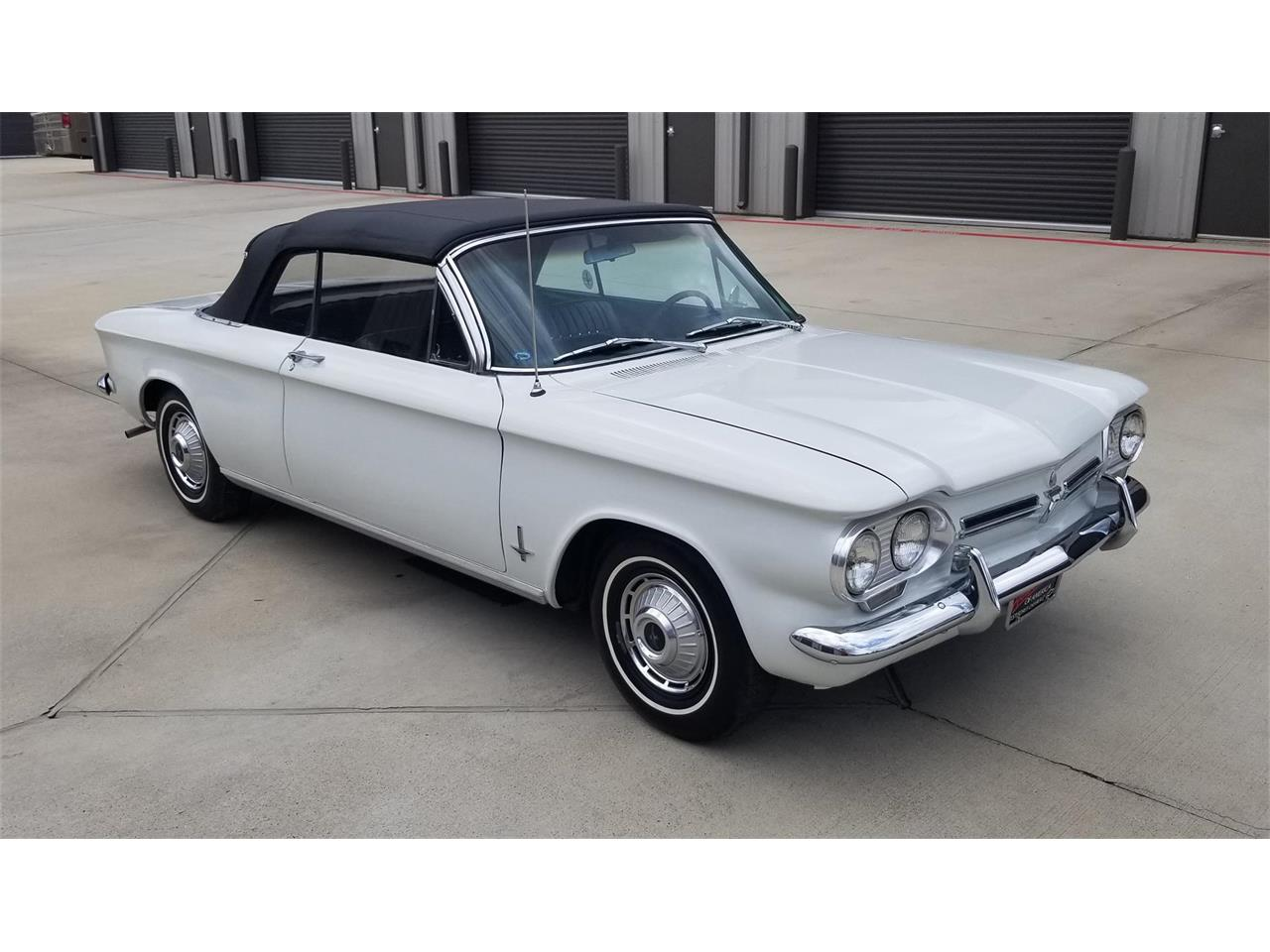 Large Picture of '62 Corvair Monza - QEEG