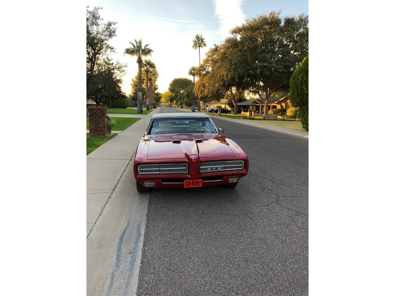 Large Picture of '69 GTO - QEEI