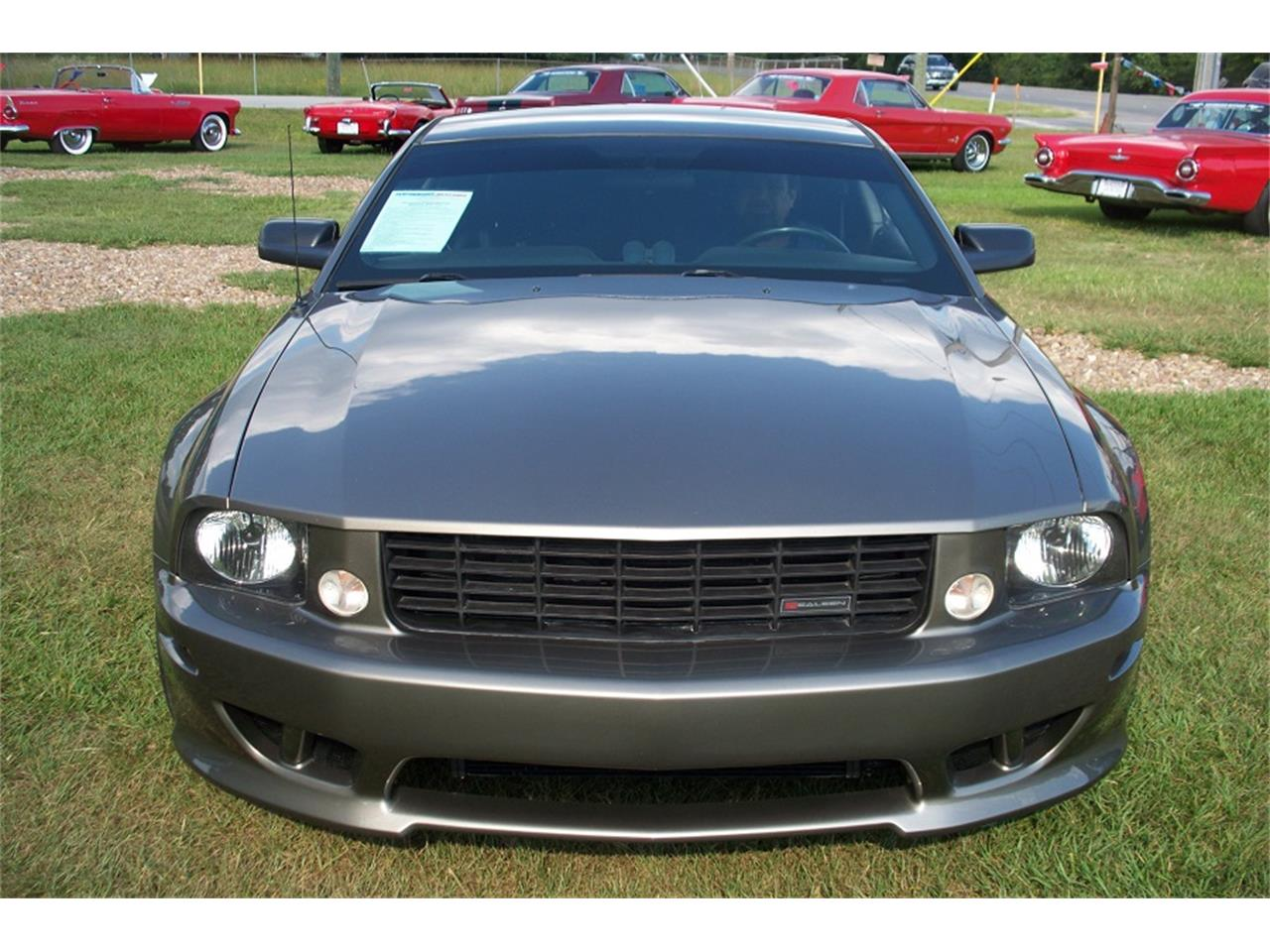 Large Picture of '05 Mustang - QEEK