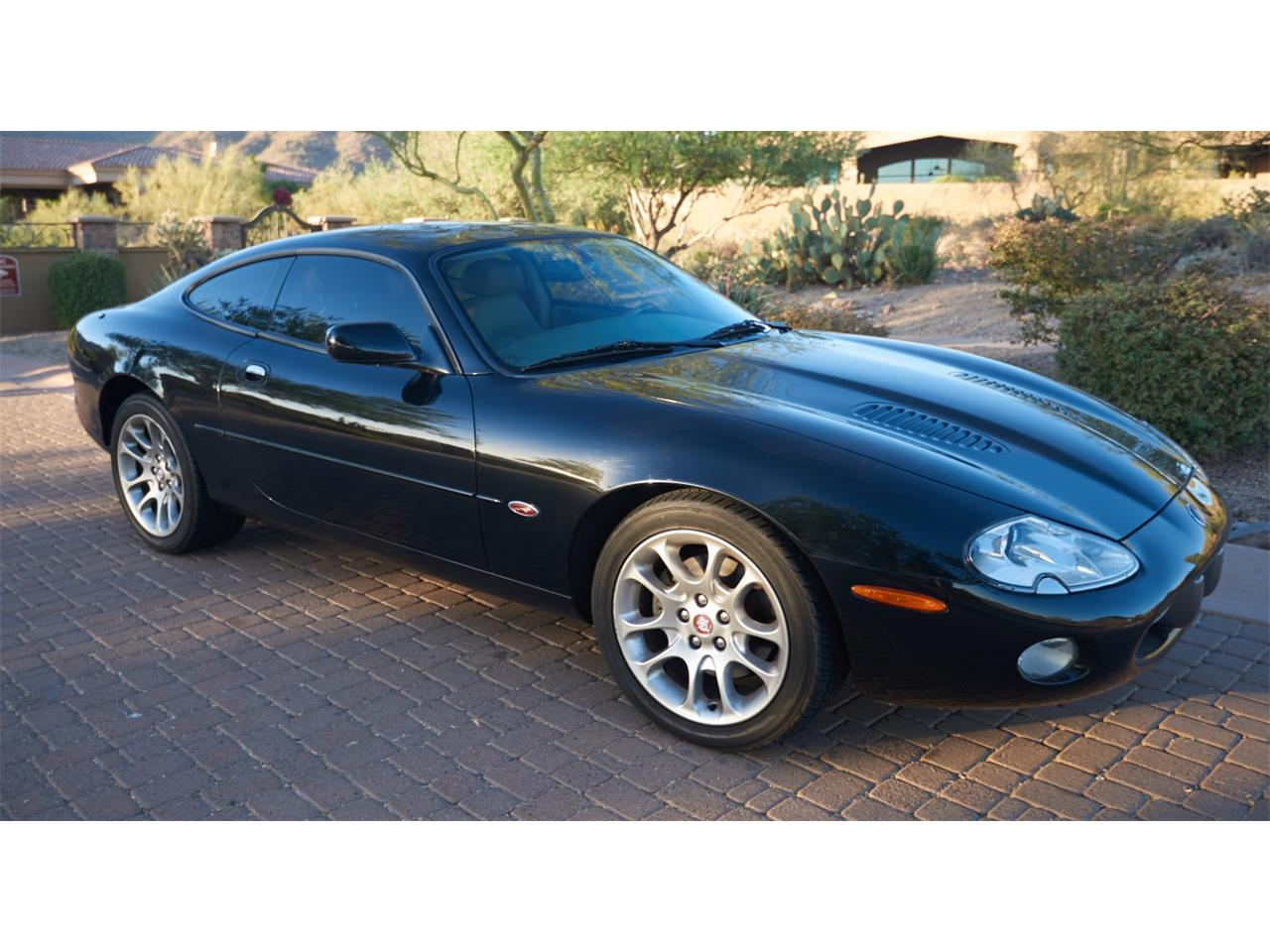 Large Picture of '01 XKR - QEEM