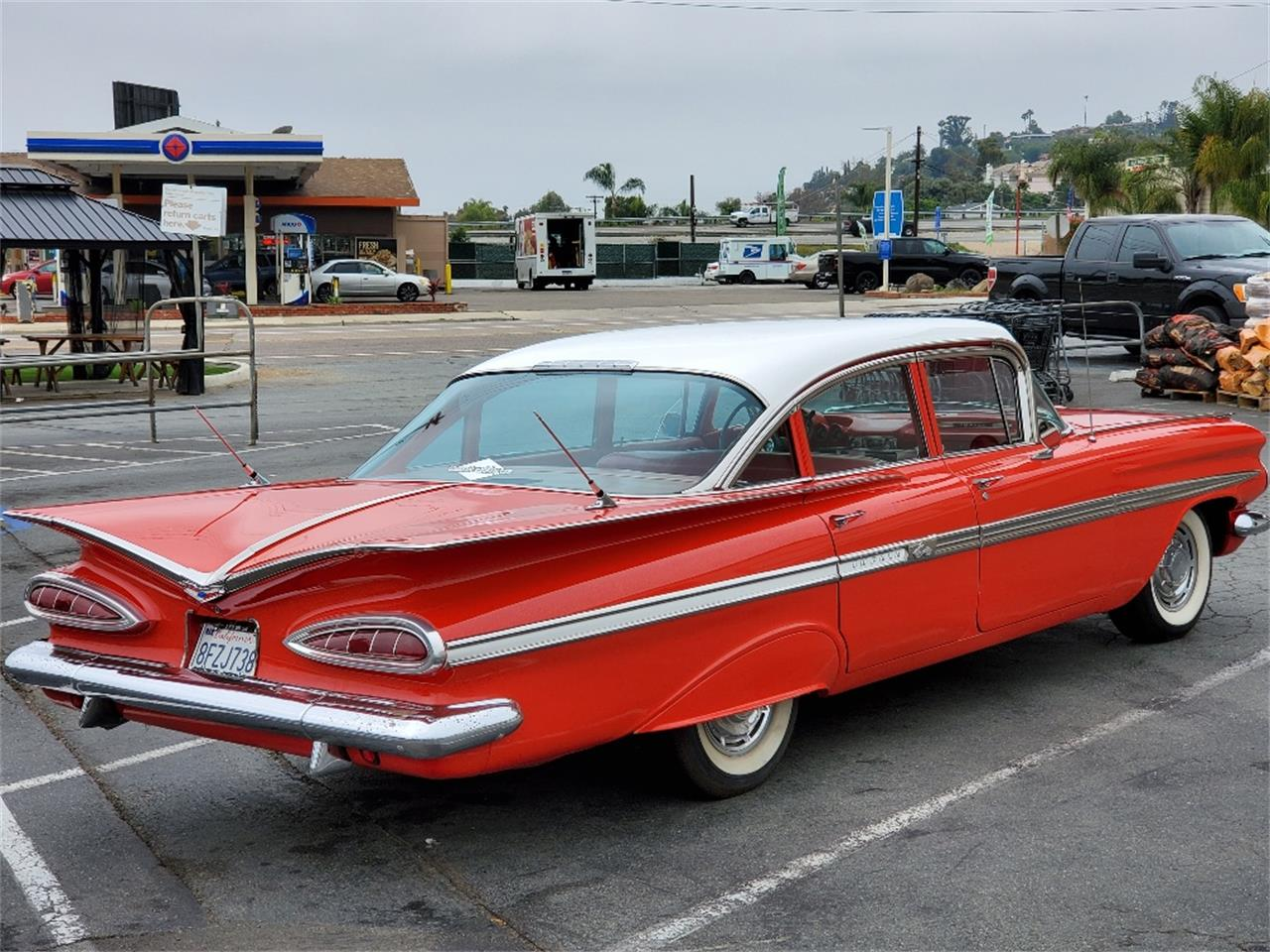Large Picture of '59 Impala - QEEO