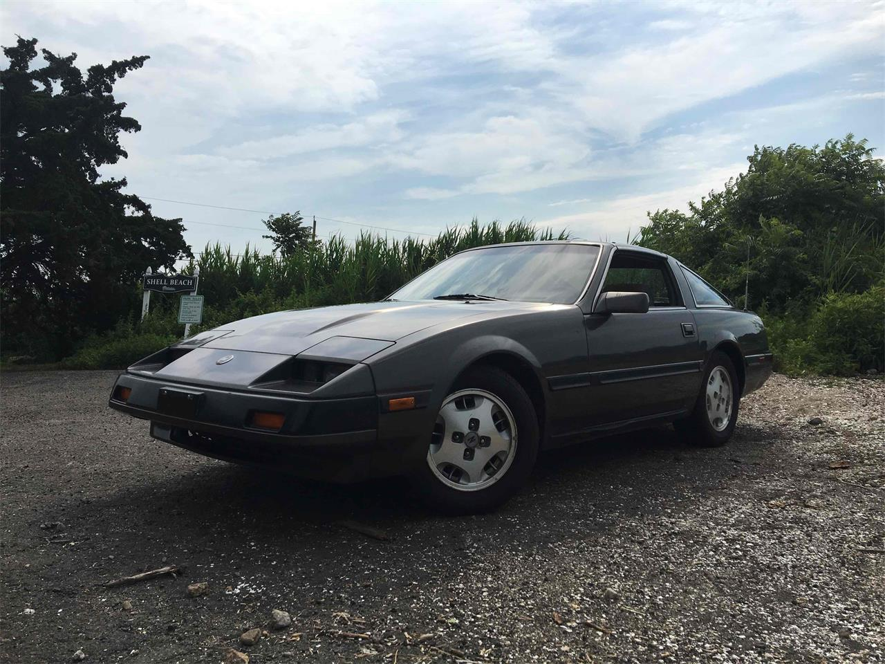 For Sale: 1985 Nissan 300ZX in Guilford, Connecticut