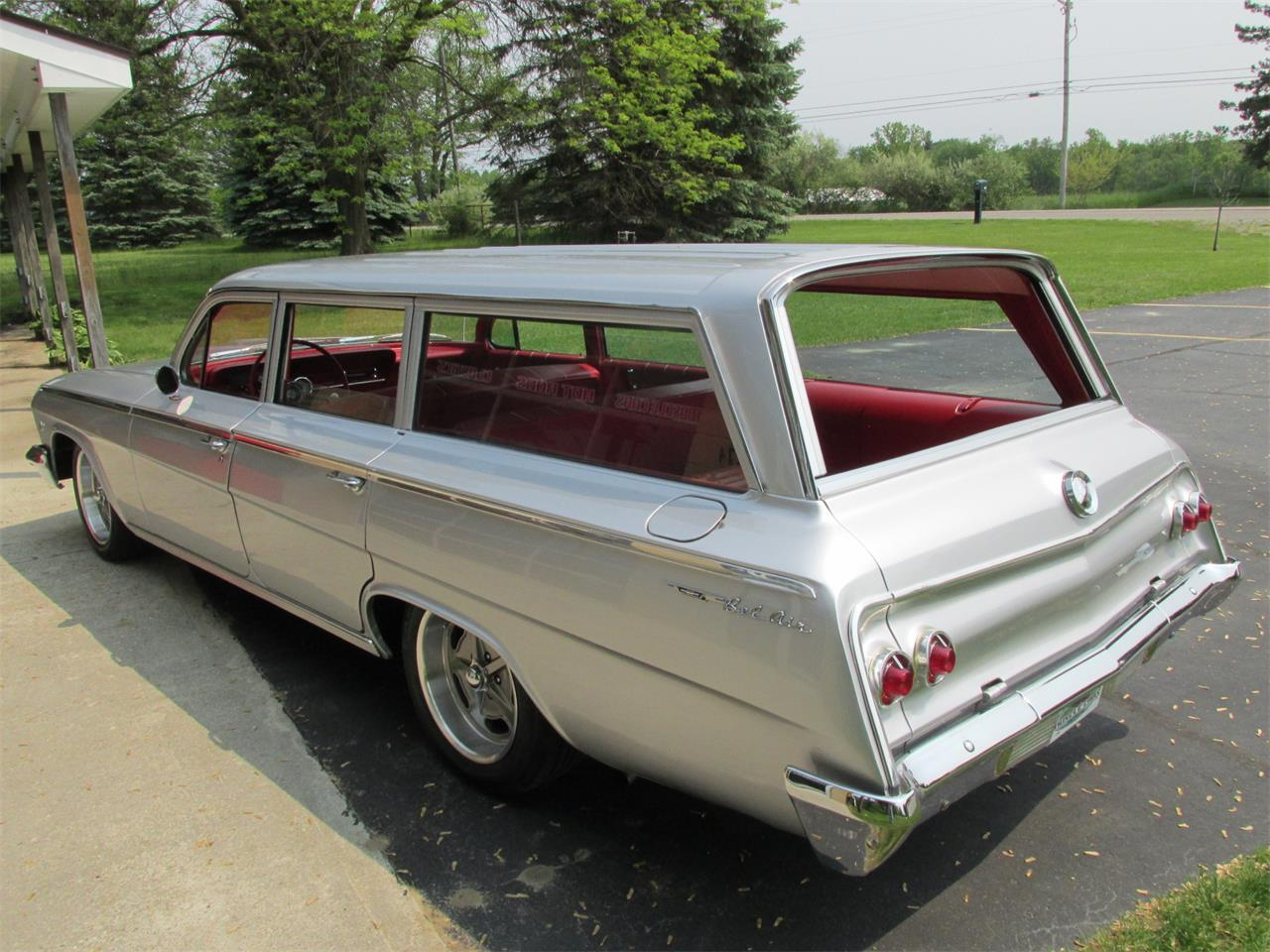 Large Picture of '62 Impala - QEET