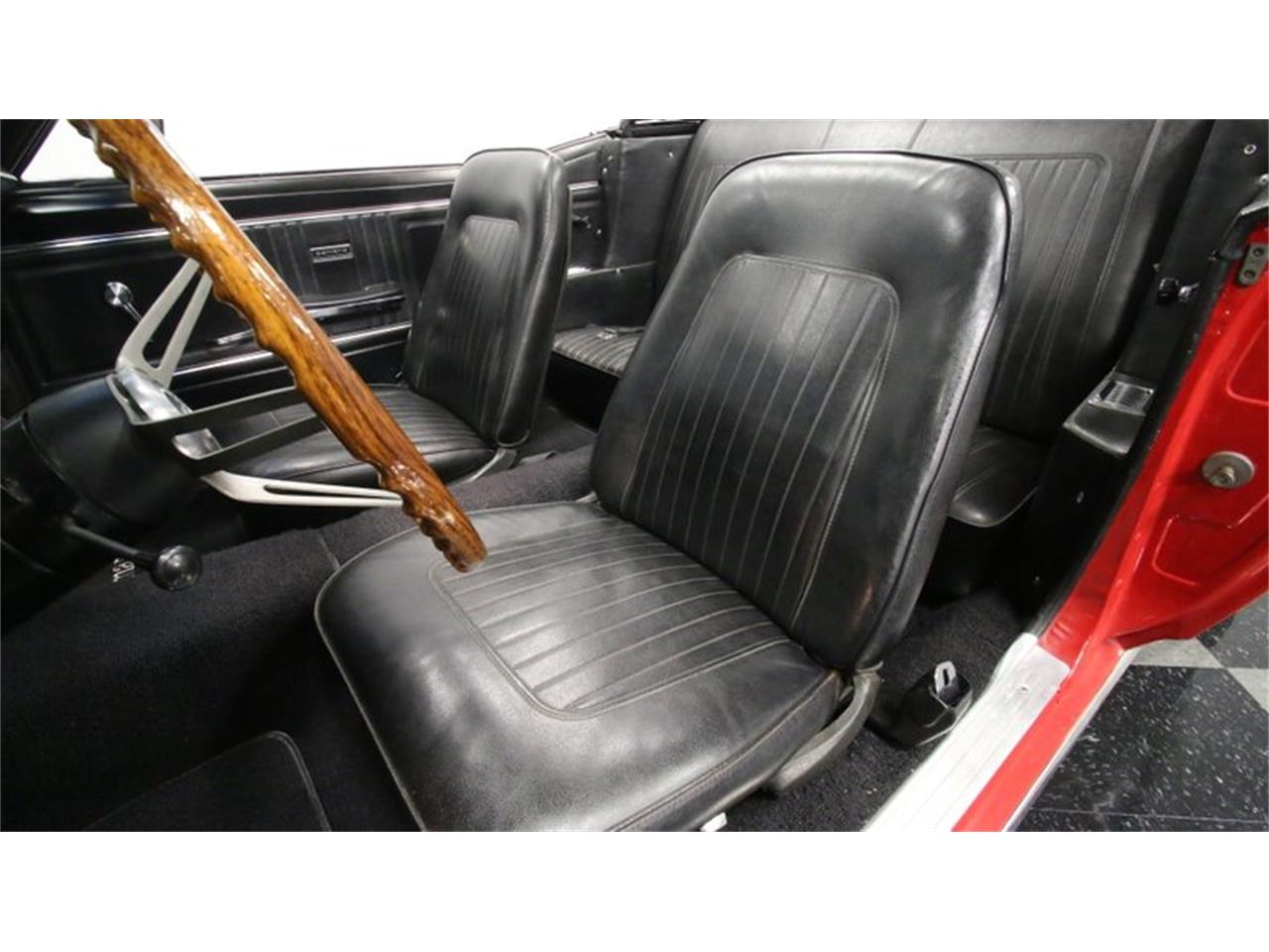Large Picture of '67 Camaro - QEF2