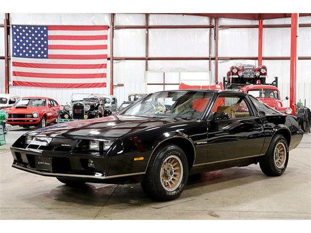 Picture of 1982 Chevrolet Camaro located in Michigan Offered by  - QEF5