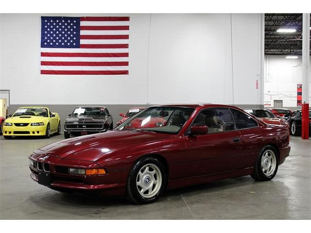 Picture of '93 8 Series - QEF6