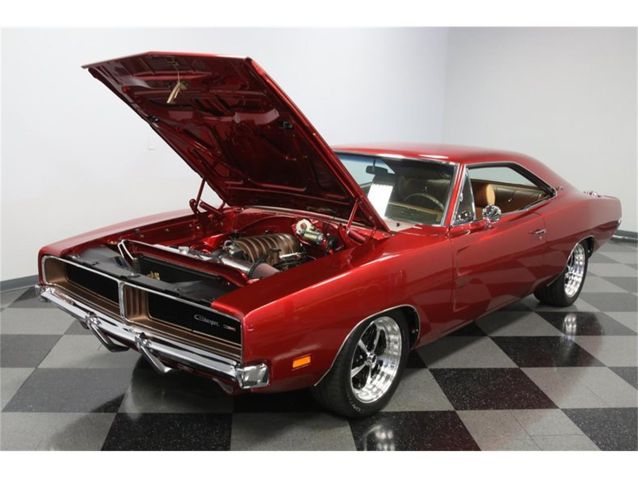 Large Picture of Classic 1969 Dodge Charger - $99,995.00 - QEFP
