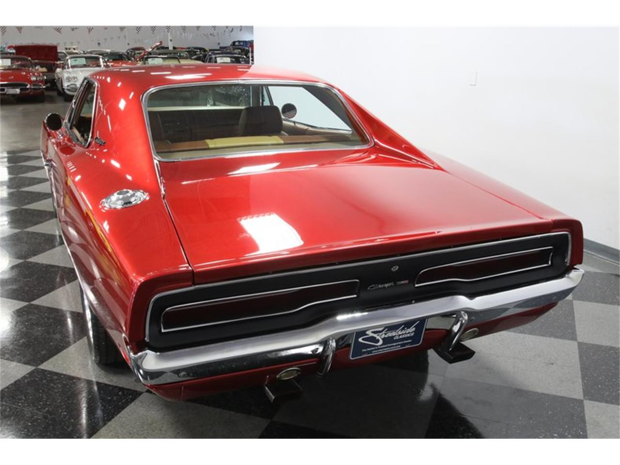 Large Picture of '69 Charger located in Concord North Carolina Offered by Streetside Classics - Charlotte - QEFP